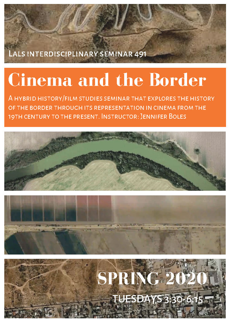 LALS 491 Cinema and the Border